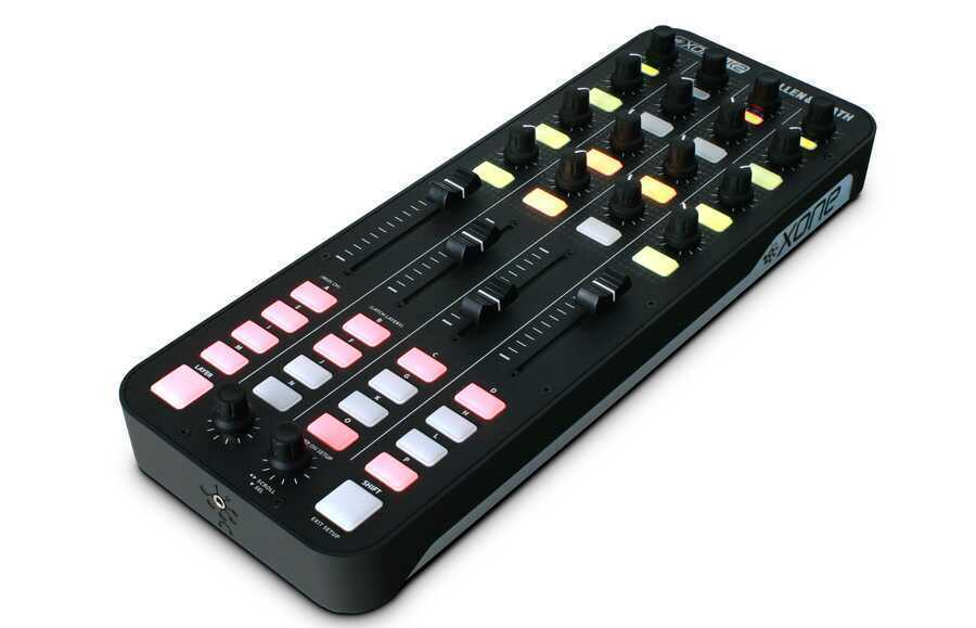 - Allen Heath XONE:K2 Dj Midi Controller
