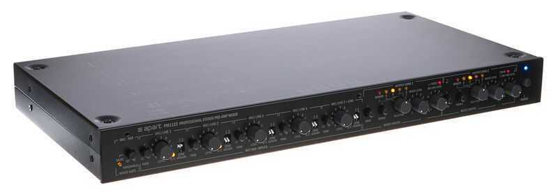 - Apart PM1122 Stereo Pre-Amfi
