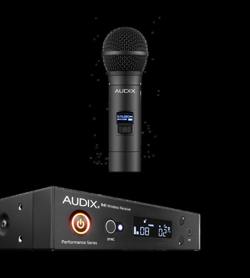 - Audix AP41 OM2 Kablosuz Mikrofon Sistemi
