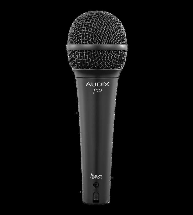 - Audix F50S Çok Amaçlı Dinamik Vokal Mikrofonu