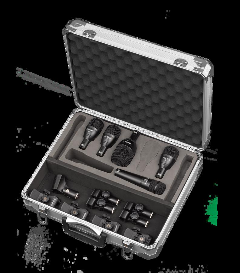 - Audix FP5 5 Parça Davul Mikrofon Seti