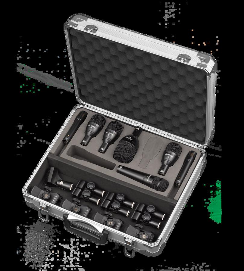 - Audix FP7 7 Parça Davul Mikrofon Seti