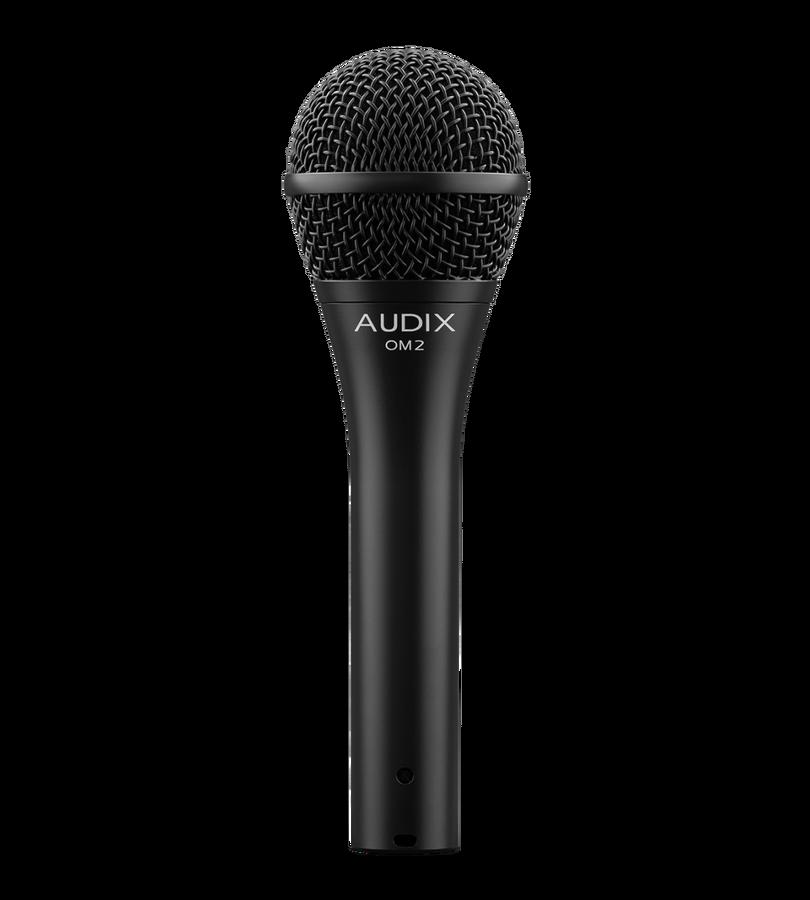 - Audix OM2 Dinamik Vokal Mikrofon