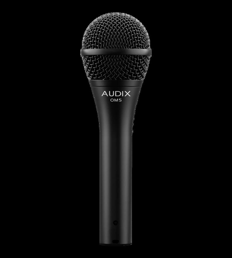 - Audix OM5 Dinamik Vokal Mikrofon