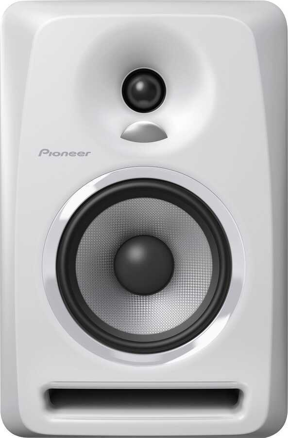 - Pioneer DJ S-DJ50X-W 5 '' Aktif Referans Hoparlör (Tek-Beyaz)