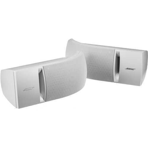 - Bose 161 Full-Range Bookshelf Speakers (Beyaz)