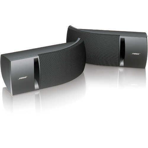 - Bose 161 Full-Range Bookshelf Speakers (Siyah)