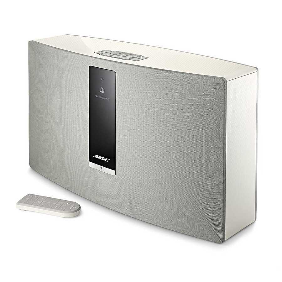 - Bose SoundTouch 30 Kablosuz Wifi Hoparlör (Beyaz)