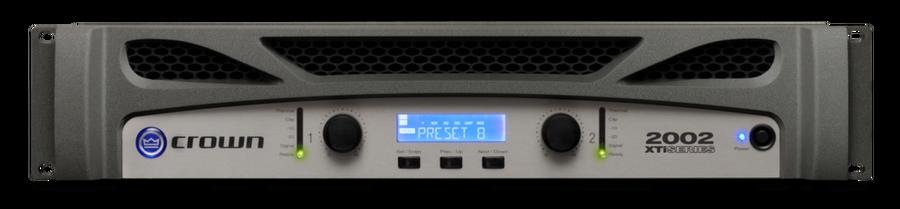 - Crown XTi2002 2 Kanal 800W @ 4Ω Power Amplifier