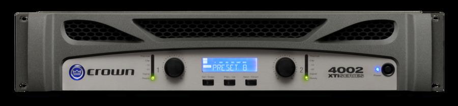 - Crown XTi4002 2 Kanal 1200W @ 4Ω Power Amplifier