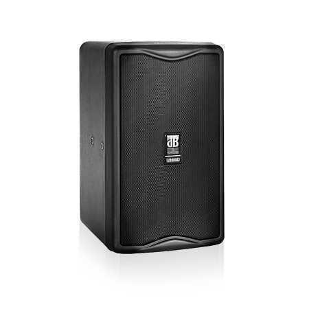 - dB Technologies L-160 D 2x5'' 160W Aktif Duvar Hoparlörü