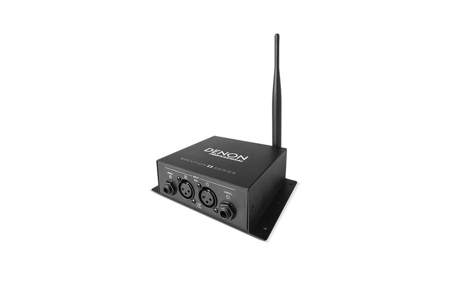 - Denon DN-202 WT Wireless Audio Transmitter
