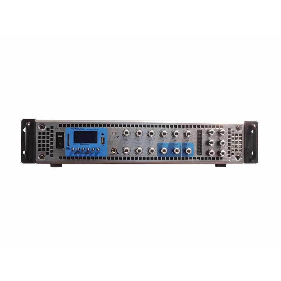 - Denox DYZ-350 6 Zone 350W Mikser Amfi