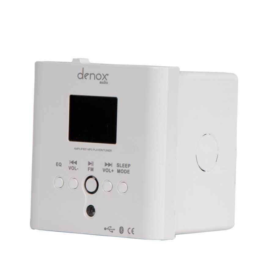 - Denox LS-WALL 15 Watt Duvar Tipi Amfi Usb Player