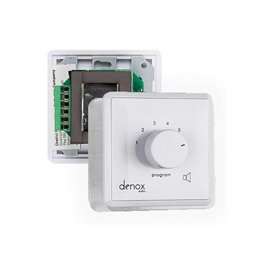 - Denox PS-06 R 6 Kanal Program Seçici