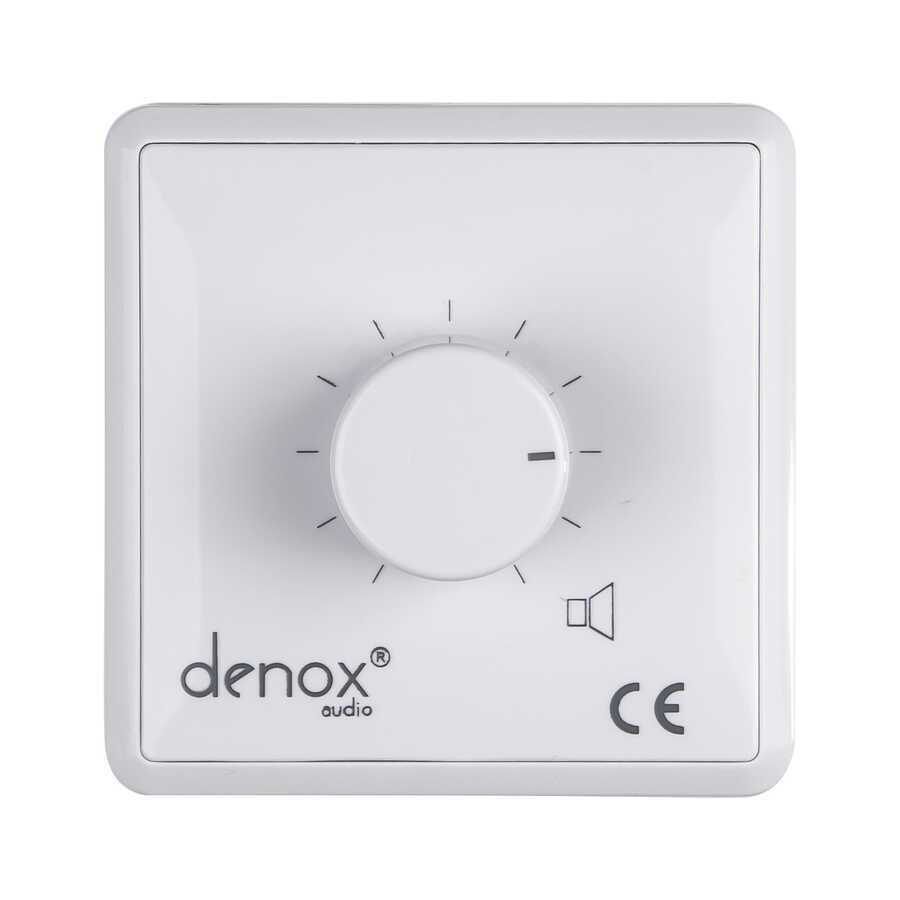 - Denox VK-12 R 100V Volume Kontrol