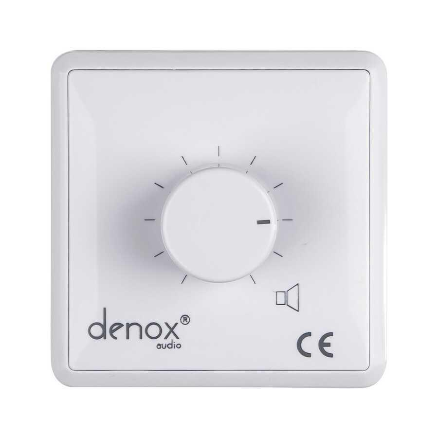 - Denox VK-50 R 100V Volume Kontrol