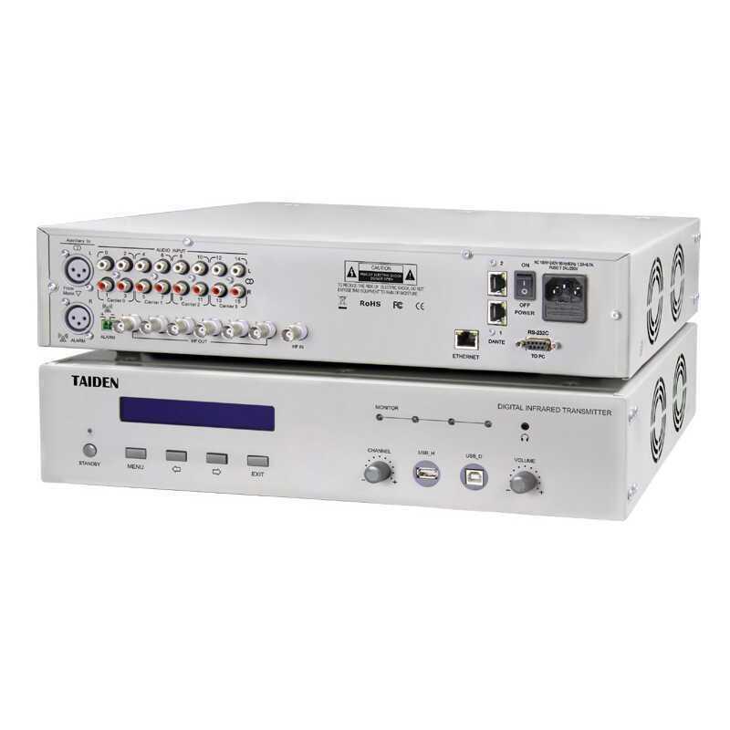 - Taiden HCS 5100MC/16N - 16 Channel Digital IR Transmitter