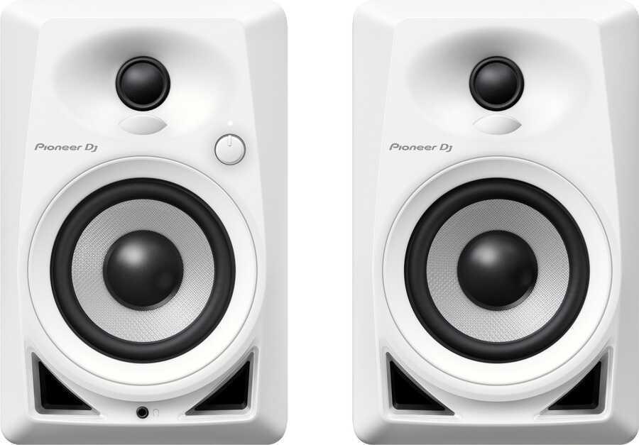 - Pioneer DJ DM-40-W 4'' Aktif Referans Monitör Beyaz (Çift)