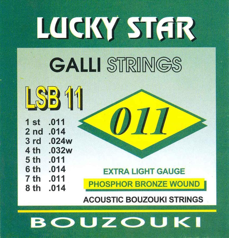 - Galli LSB11 Buzuki Teli