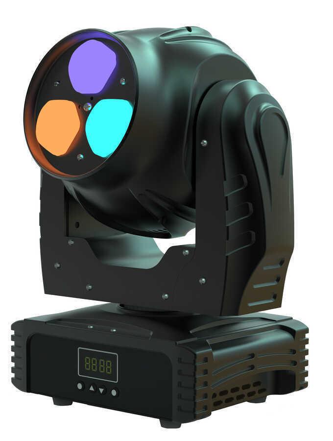 - Gy-Hitec GY-X7 3x40W Bee Eye LED Moving Head