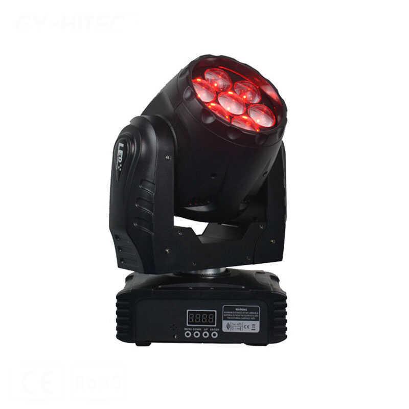 - Gy-Hitec HM-WZ715 84 Watt Zoom Wash LED Moving Head