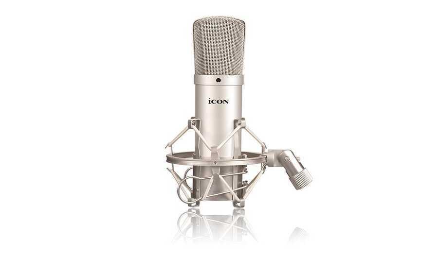 - ICON M-1 Condenser Stüdyo Kayıt Mikrofonu