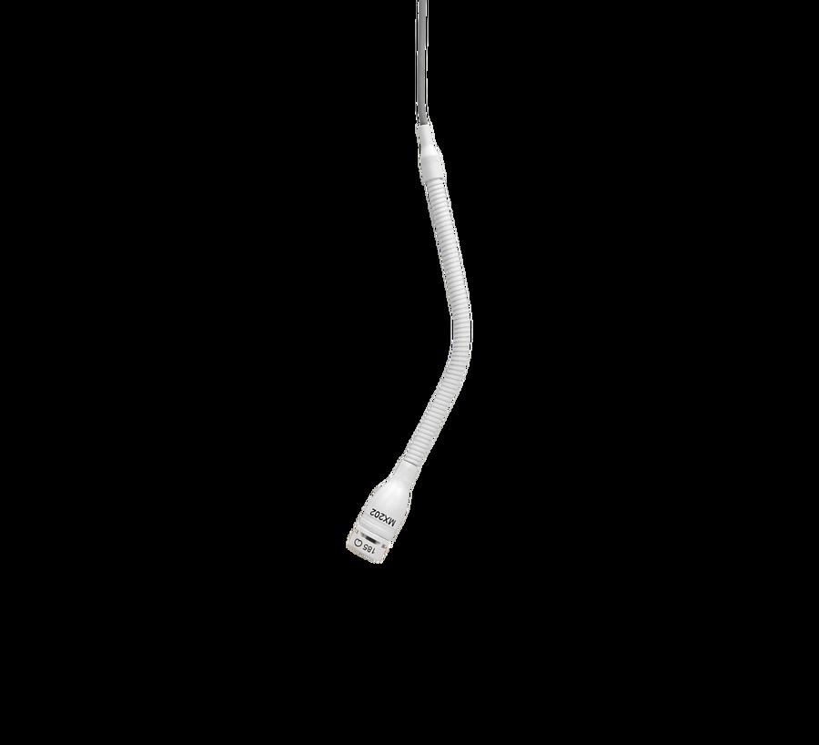 - Shure MX202W/N Mini Condenser Mikrofon
