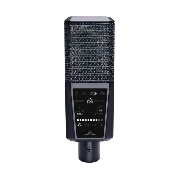 - Lewitt DGT 650 USB Condenser Stüdyo Mikrofonu