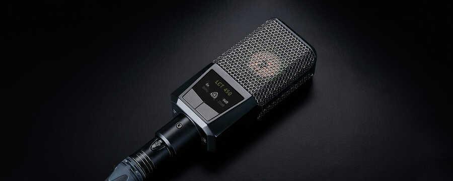 - Lewitt LCT 450 Condenser Cardioid Mikrofon