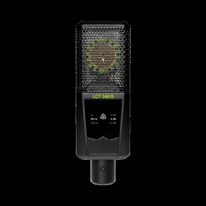 - Lewitt LCT 540 Subzero Condenser Mikrofon