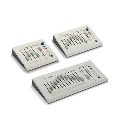- Liteputer CX-1204 12 Kanal DMX Işık Mikseri