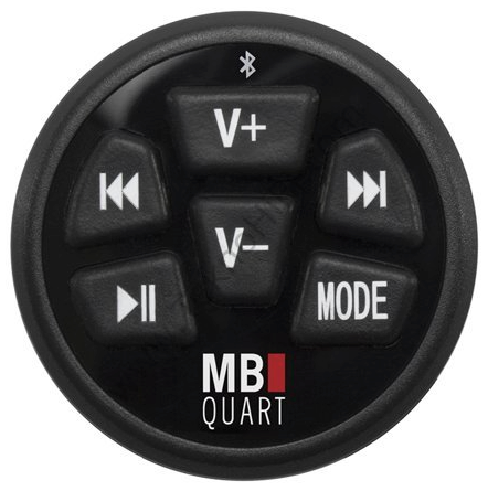 - Mb Quart N1-WBT Waterproof Wired Bluetooth Preamp Controller