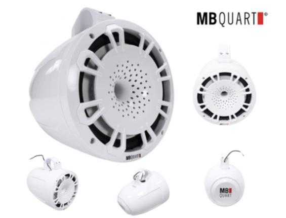 - Mb Quart NHT1-120 W Wake Tower Marine Hoparlör