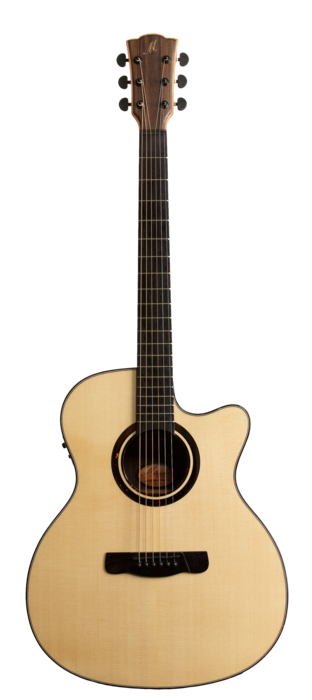 - Merida Alcazaba A-16GACES Elektro Akustik Gitar