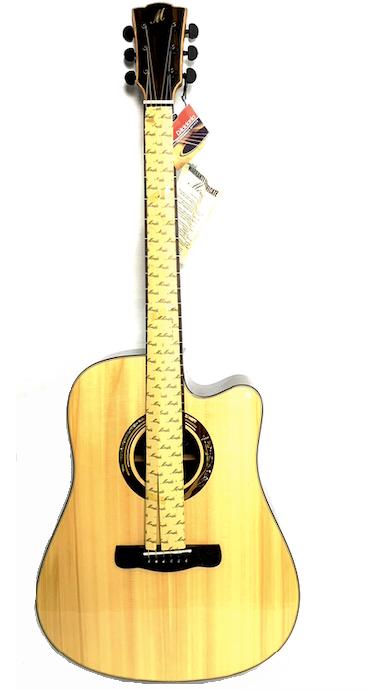 - Merida Alcazaba A-18DC2 Akustik Gitar