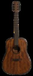 Merida Cardenas C-25D Akustik Gitar - Thumbnail