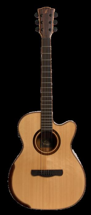 - Merida Cardenas C-35OMCES Elektro Akustik Gitar