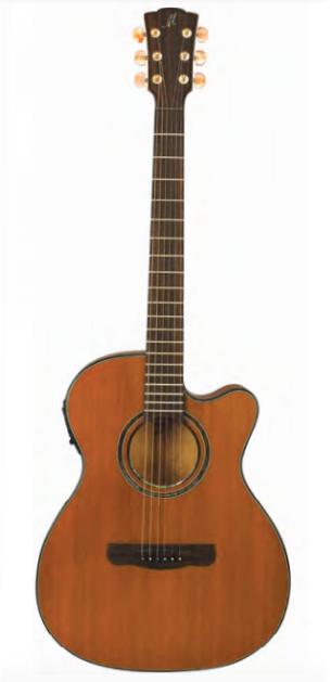 - Merida Diana DG-15SPOMCES Elektro Akustik Gitar