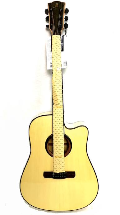 - Merida Diana DG-19DCES Elektro Akustik Gitar