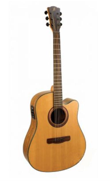 Merida Milagros M-5DCES Elektro Akustik Gitar