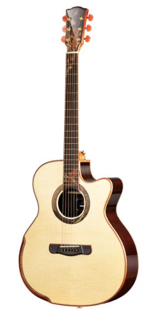 - Merida SPRING Akustik Gitar