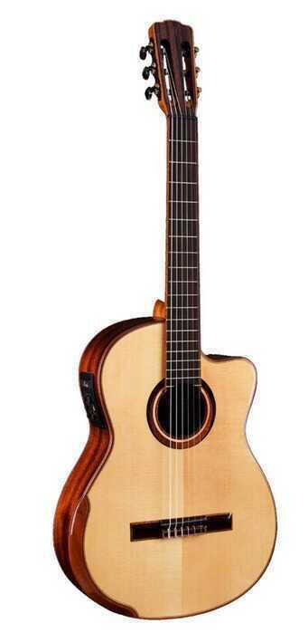 - Merida Trajan T35-CJCES Elektro Klasik Gitar