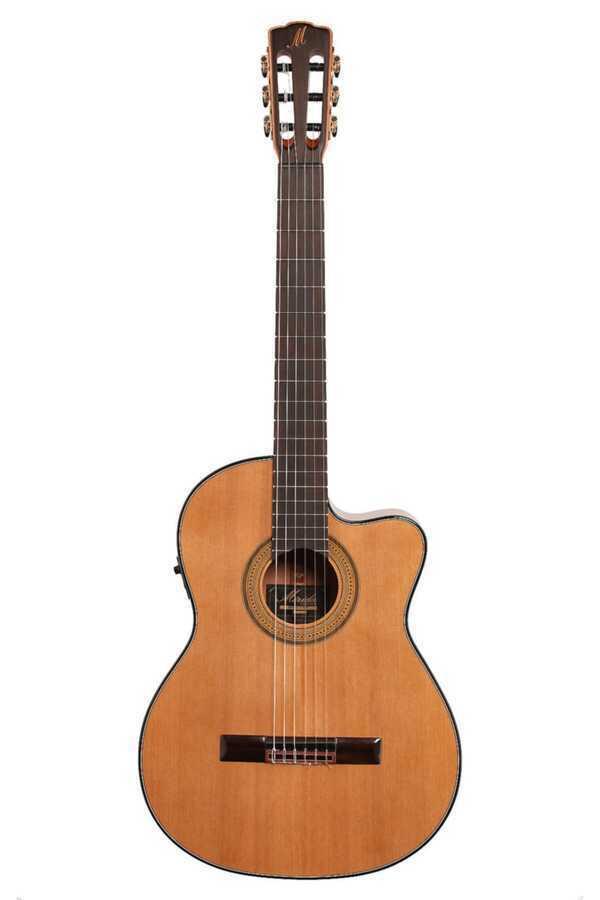- Merida Trajan T5CES-LH Elektro Klasik Gitar
