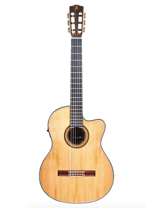 - Merida Trajan T-5 CES Elektro Klasik Gitar