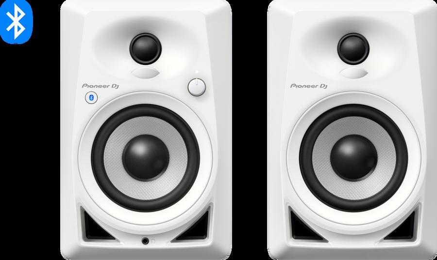 - Pioneer DJ DM-40BT-W 4'' Bluetoothlu Referans Monitörü