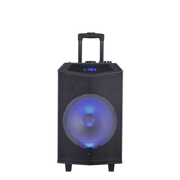 - Oyility DK-12 Disco Işıklı Taşınabilir Hoparlör Sistemi