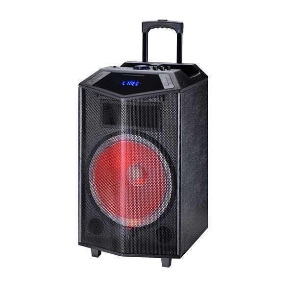 - Oyility DK-15 Disco Işıklı Taşınabilir Hoparlör Sistemi