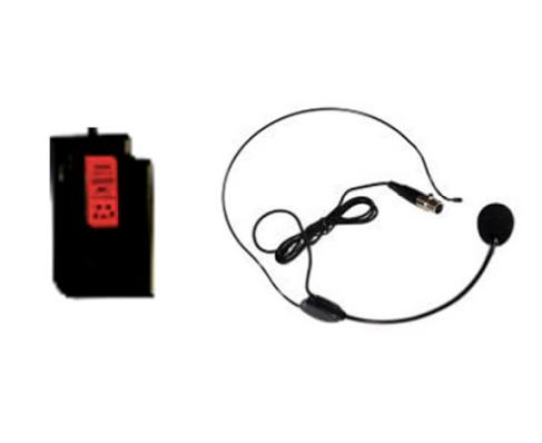 - Oyility UHF HEADSET Yedek Hedset mikrofon ve Beltpack