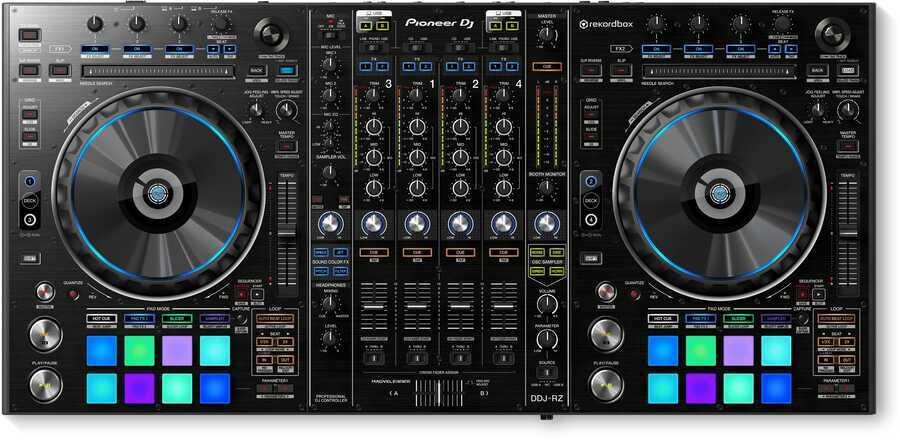 - Pioneer DJ DDJ-RZ Profesyonel Controller